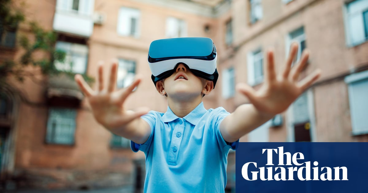 0164a1948cc3 Dawn of the New Everything by Jaron Lanier review – virtual reality patter