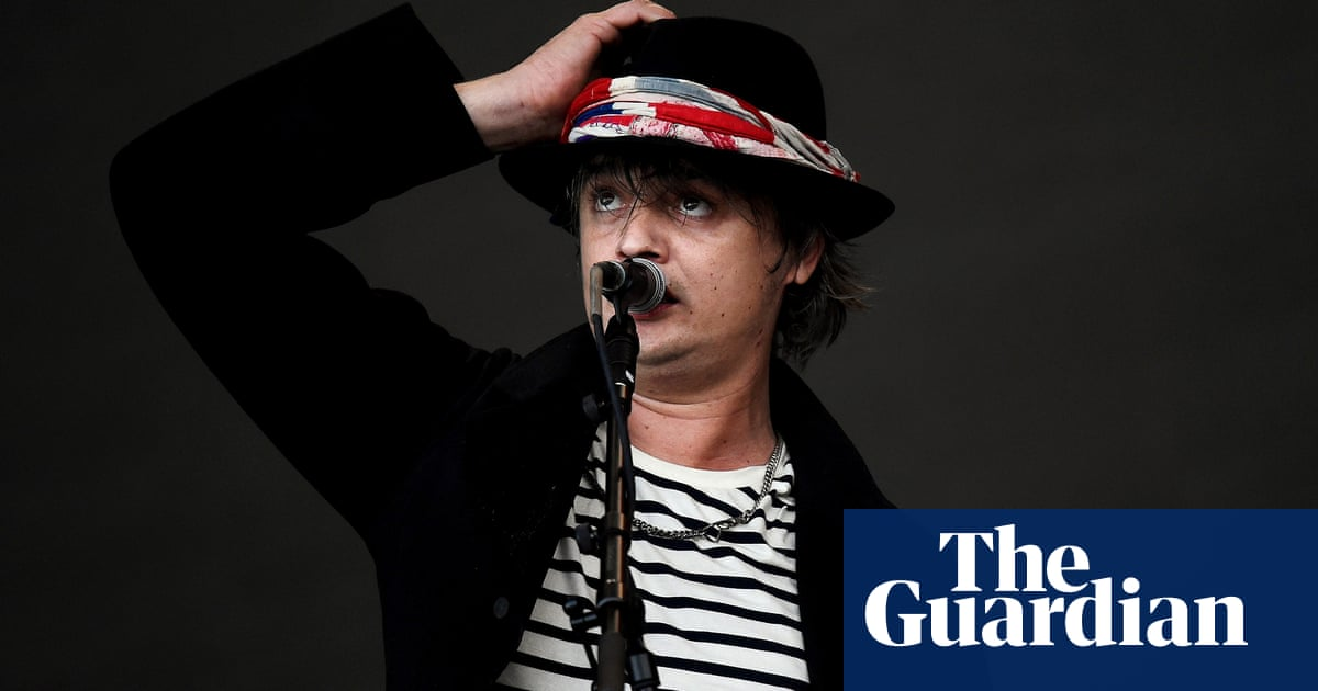 Pete Doherty arrested in Paris for second time while celebrating release from custody