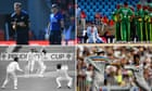 The Joy of Six: calamitous Cricket World Cup campaigns