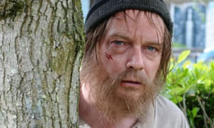 Michael Gove's face was 'peppered with an Ian-Beale-wilderness beard, eyes full of dulled self-loathing'.