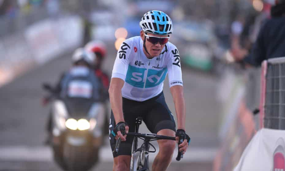 Chris Froome's prospects of a fifth Tour de France crown are receding with ASO confident it could resist any legal challenge from Team Sky as it has clauses in its rules about safeguarding the image of the race.