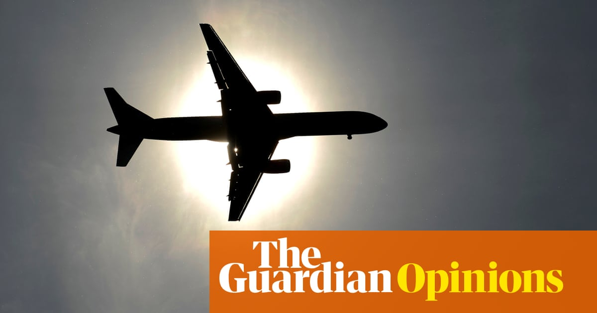 Sustainable aviation fuel is the only way forward if we want to keep flying | Paul Callister and Robert McLachlan
