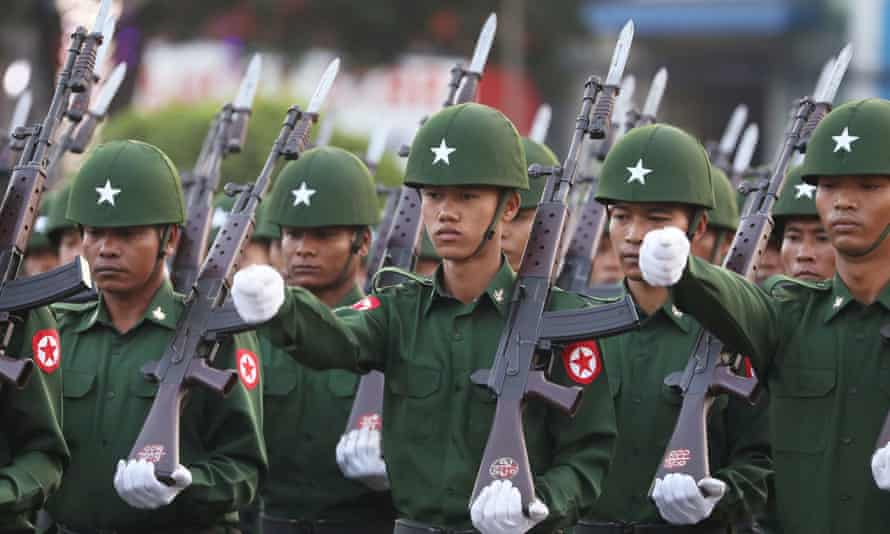 The UN human rights watchdog says the Myanmar military is acting with impunity against miniority peoples.