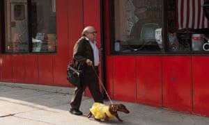 Danny DeVito in Wiener-Dog