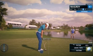 Rory McIlroy PGA Tour Golf