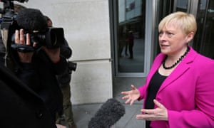 Angela Eagle said the recent vote of no confidence in Jeremy Corbyn made him incapable of carrying out his role as party leader.