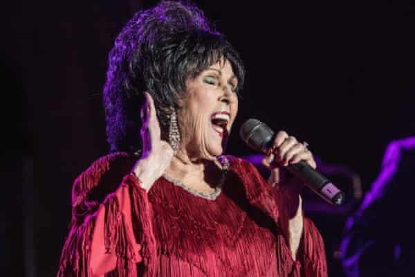 Performing in 2016.