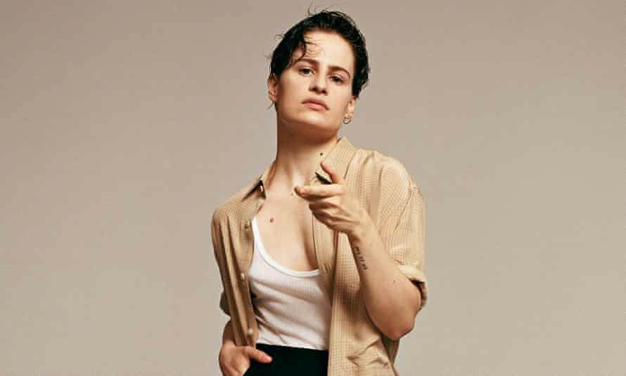 Christine and the Queens.