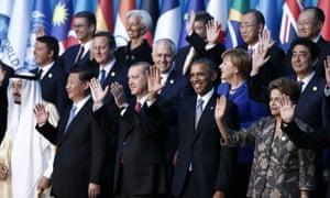 G20 Turkey Leaders Summit