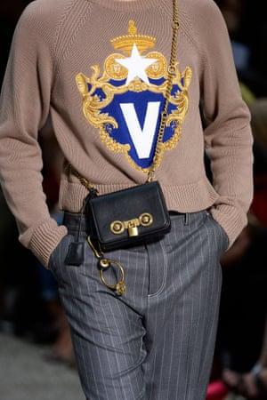 Versace, Milan.