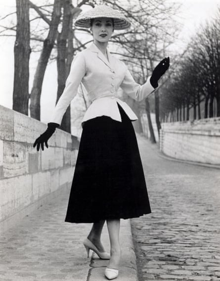 Christian Dior The Rising Star Of French Fashion Archive 1947 Fashion The Guardian
