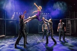'Never less than spectacular': Cirque Eloize's Cirkopolis, inspired by Fritz Lang's Metropolis.
