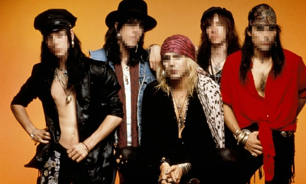 You give hair a bad name! Guess the hair metal band from
