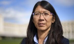 International president of Médecins Sans Frontières Doctors Without Borders, Joanne Liu