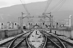 Railway station ( Kenzō Tange)