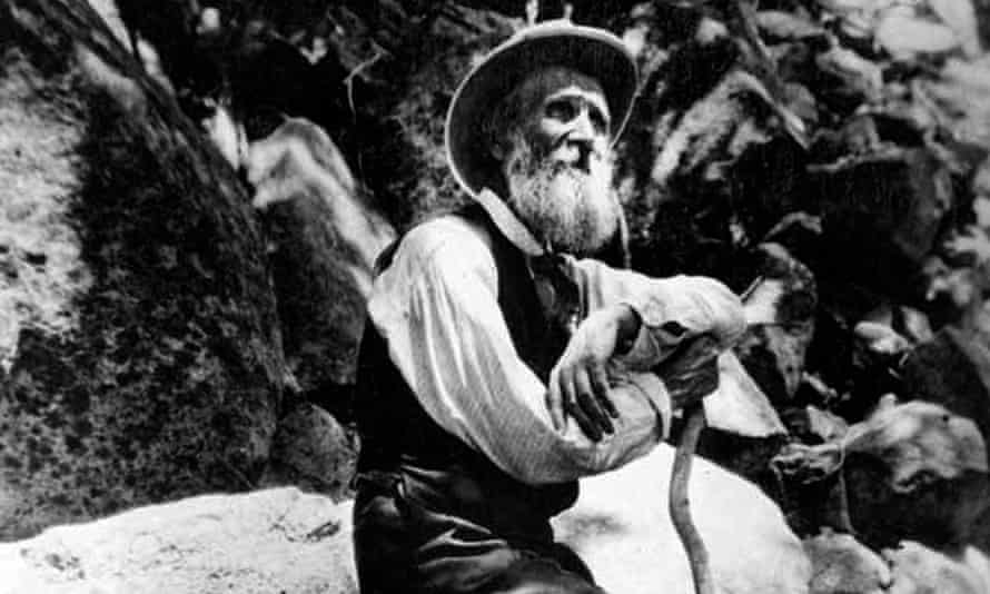 John Muir's advocacy for unspoiled wilderness has an inherent racial bias.