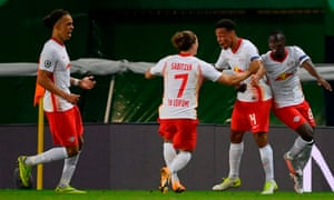 Tyler Adams Sinks Atletico Madrid And Sends Rb Leipzig Into Uncharted Waters Football The Guardian
