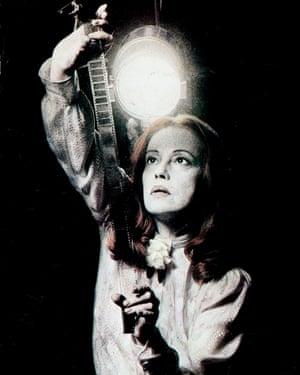 Jeanne Moreau in Lumière, 1976