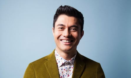 Henry Golding: 'I love the fact that people take pride in me doing well.'