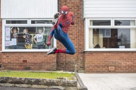 Stockport Spider-Man