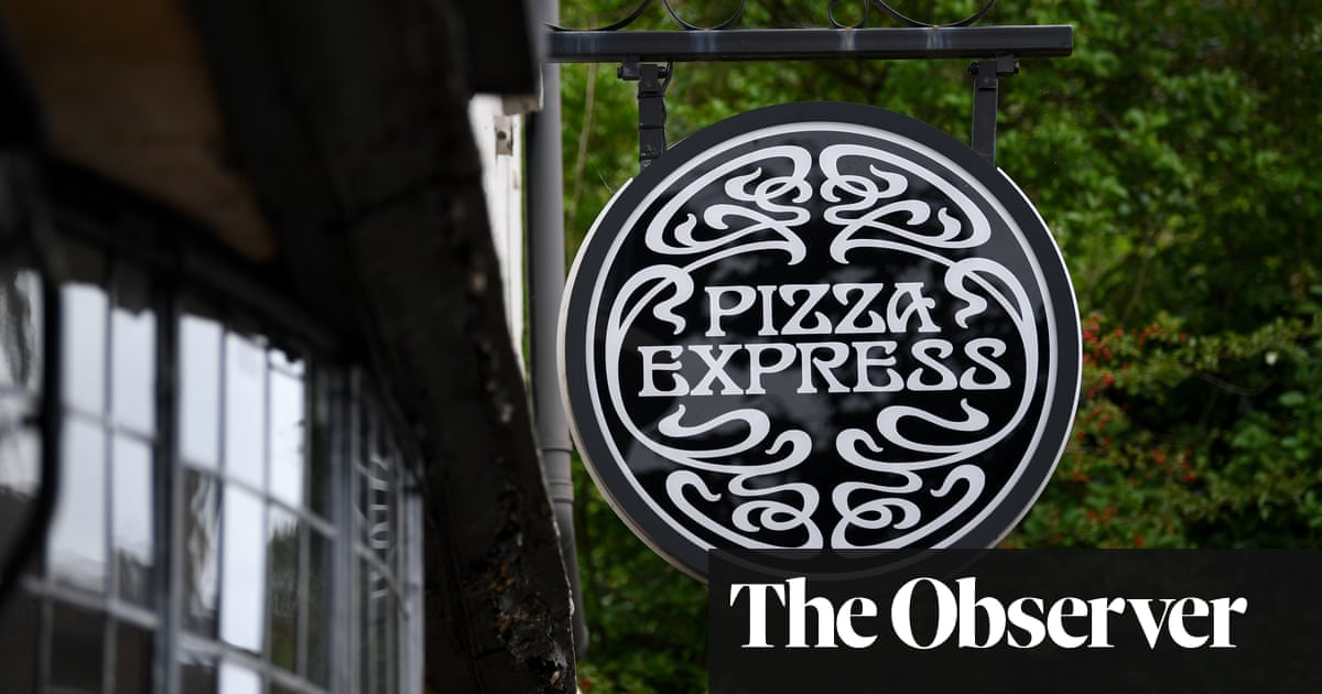 Pizza Express waiting staff outraged as share of tips is cut
