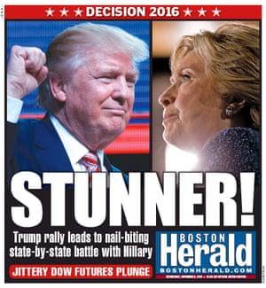 Boston Herald, US