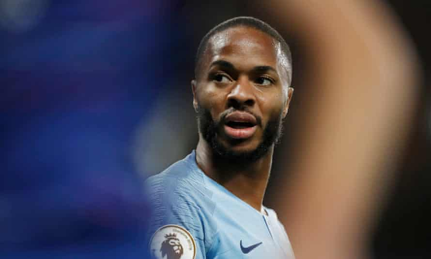 Raheem Sterling has been the target of racist abuse.