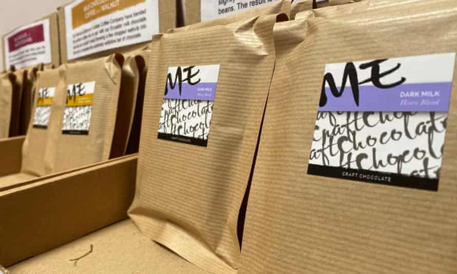 Bliss in brown paper: the Me Chocolate range