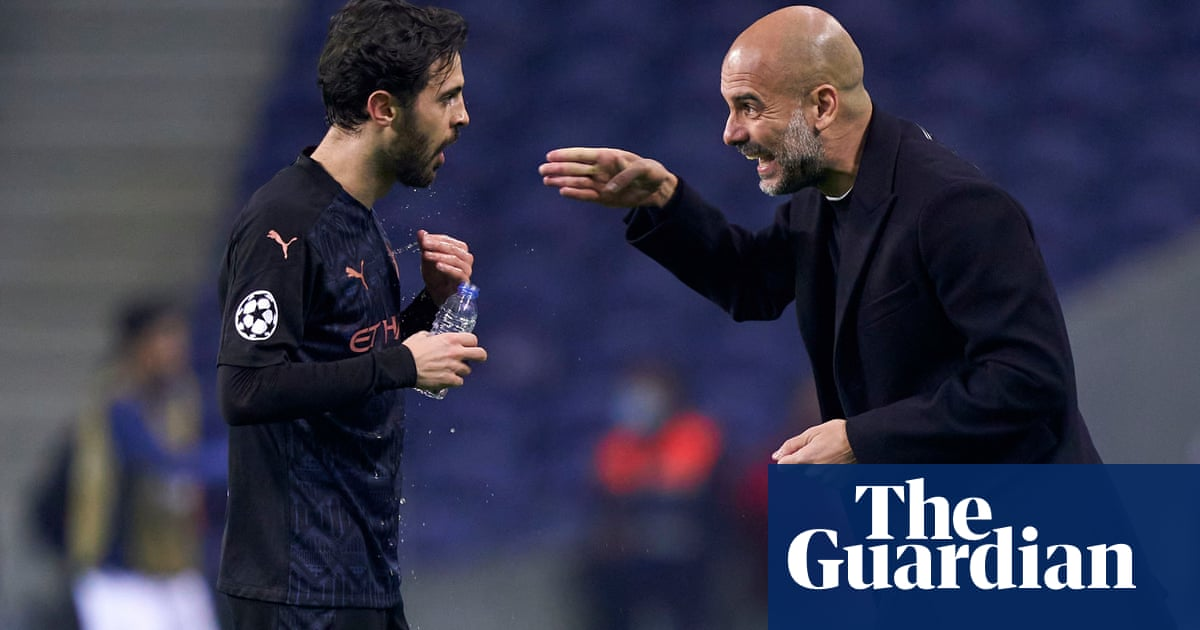 Manchester City hit back at Porto after criticism of Pep Guardiola and players