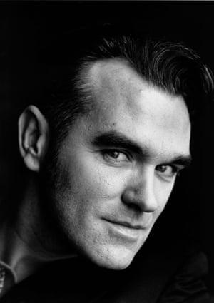 Morrissey in 1995