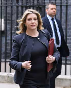 Penny Mordaunt, the military option, 20/1.