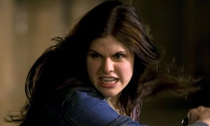 Alexandra Daddario: set for We Have Always Lived in the Castle