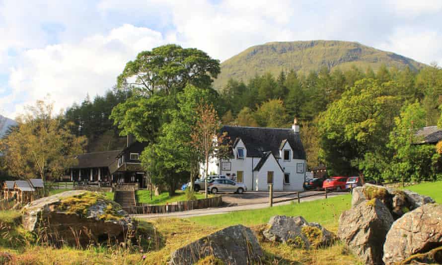 Clachaig, Glencoe, Argyll