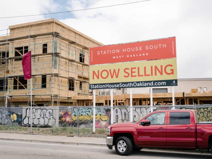 Housing advocates say the real estate industry's anticipation of Square's arrival is already impacting Oakland's housing market.