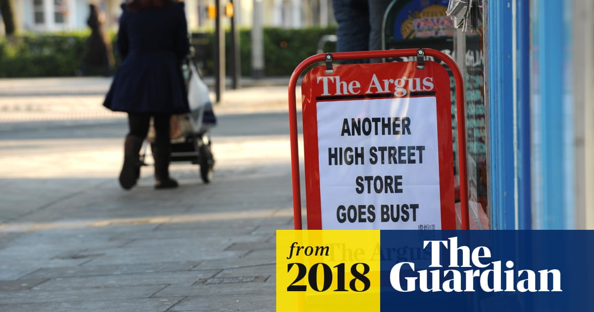 High streets must stop relying on retail, says expert review