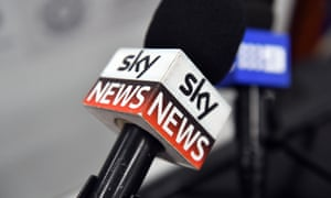 Sky News boss Angelos Frangopoulos has banned far-right extremist Blair Cottrell from its channel