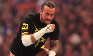 Phil 'CM Punk' Brooks comes from a career in WWE