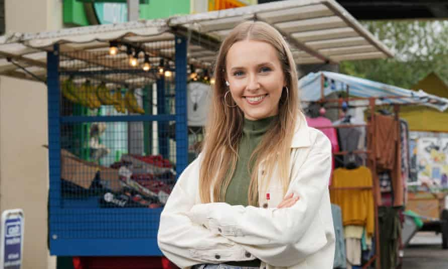 Rose Ayling-Ellis became the first deaf actor to play a deaf character in EastEnders when she took on the role of Frankie Lewis.
