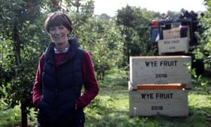 Ali Capper at her farm