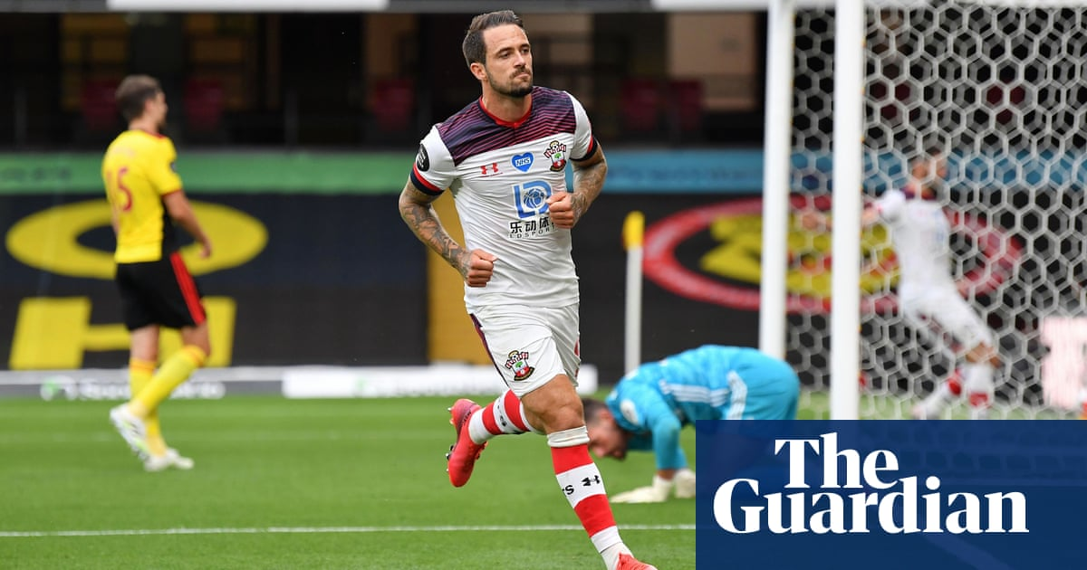 Danny Ings double for Southampton leaves Watford in deep trouble
