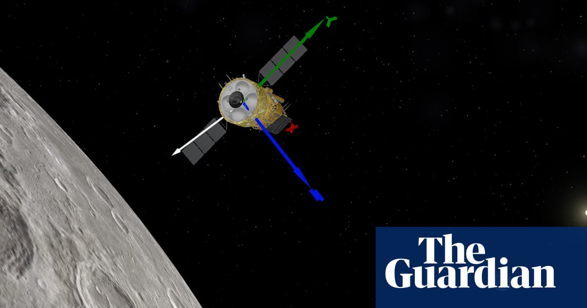 China to collect first moon rocks since 1970s after successful probe landing