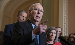 'The sad reality is that Trump's politics of constitutional defiance are less an idiosyncratic aspect of his demagogic leadership and more a feature of recent Republican politics. In this, McConnell has been the master strategist.'