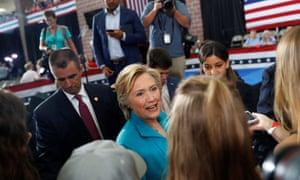 Hillary Clinton Nevada