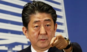 Japan's Prime Minister Shinzo Abe has won a landslide victory in the country's general election.