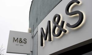 A branch of Marks & Spencer in west London