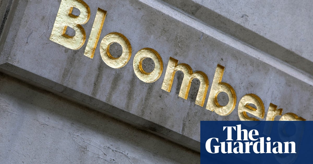 Chinese authorities detain citizen who works for Bloomberg news