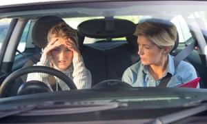 Is the tradition of 17-year-old learner drivers running out of fuel?