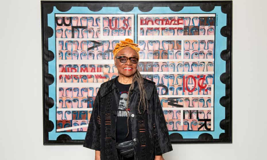 Faith Ringgold: 'Make your art what you want it to be. And I did that.'