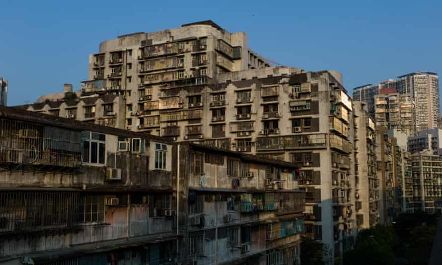 Macau's Iao Hon neighbourhood