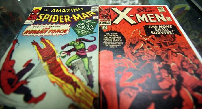 Comic book superheroes: the gods of modern mythology   Books